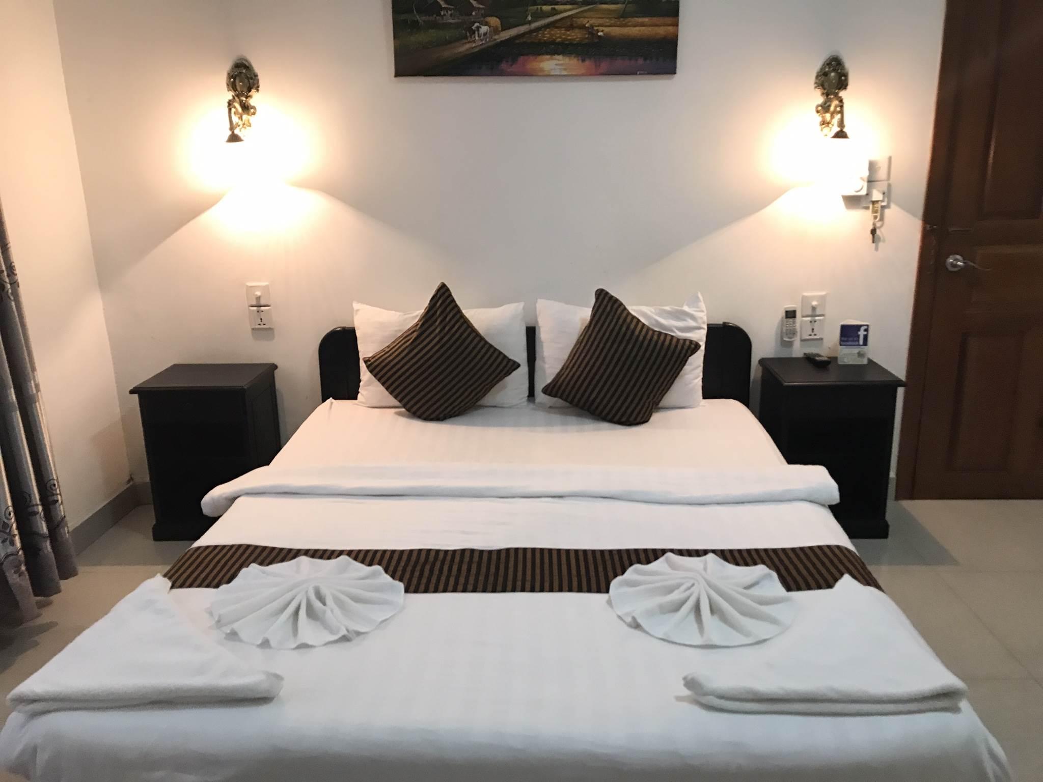 R16標準房(1張雙人床)