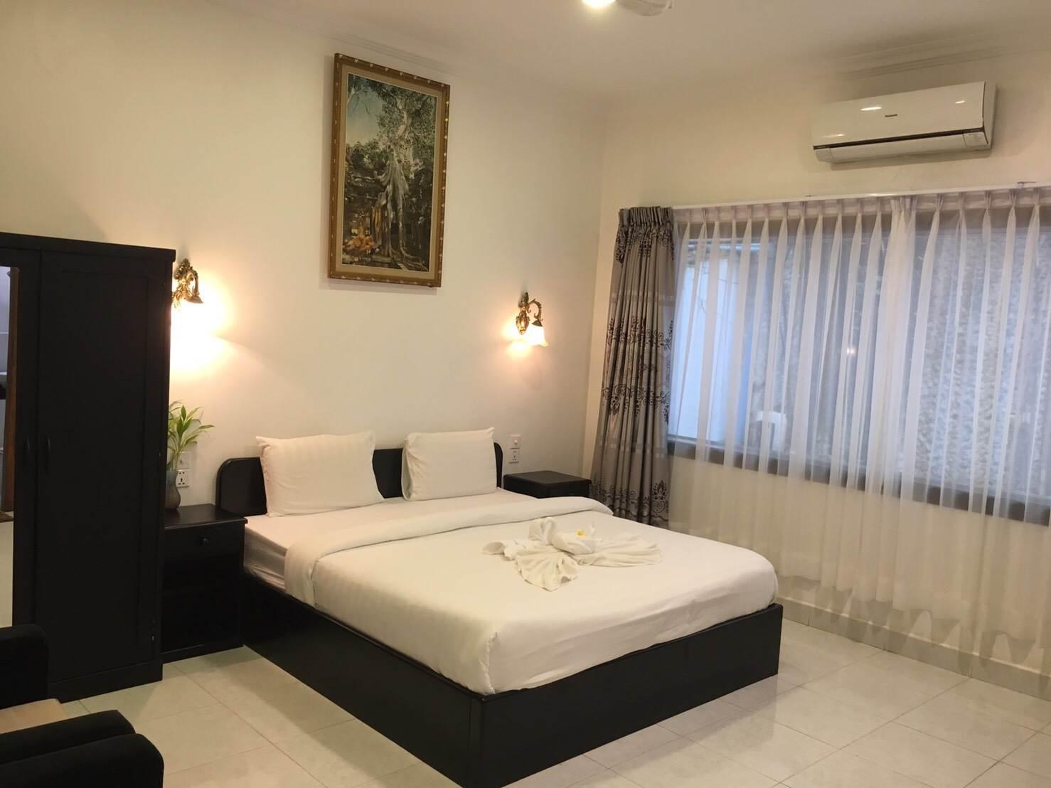 R23豪華標準房(1張雙人床)
